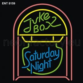 8159 jukebox saturday night jukebox neon