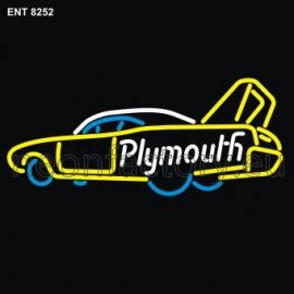 8252 plymouth roadrunner neon