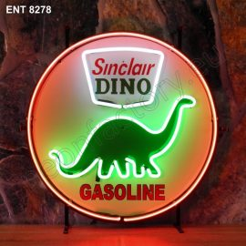 ENT 8278 Sinclair gasoline neon automotive neonfactory motorcycle neon designs logo fifties petrol companies