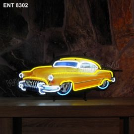 ENT 8302 Low Rider Hot Rod neon sign automotive auto car neonfactory neon designs logo fifties