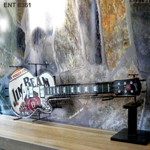 8361 Jim Beam neon guitar off 2 Neonfactory