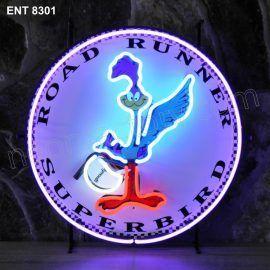 ENT 8301 Plymouth Road Runner Superbird neon sign automotive auto car neonfactory neon designs logo fifties