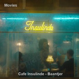 Movie Neon Insulinde Baantjer Film television theater logo name text bar restaurant mancave neonfactory stage